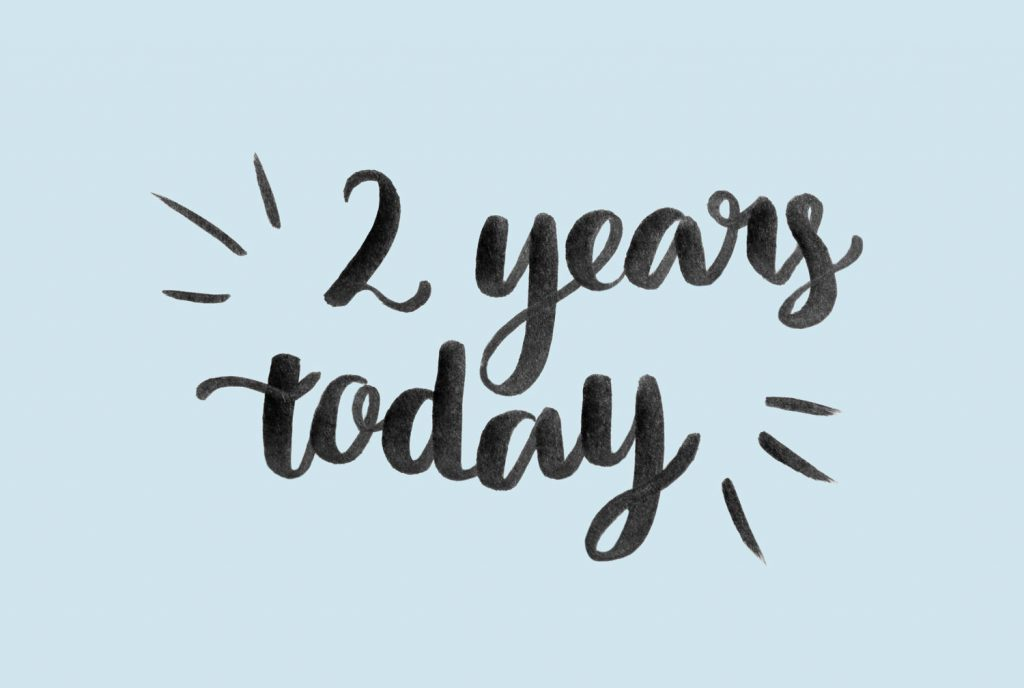 Today Im Celebrating Two Whole Years Of Being On This Wild Exhilarating Self Employed Ride It Seems Like A Very Long Time And Yet Short
